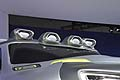 Mercedesz-Benz Ener G-Force Concept dettaglio tetto alimentato ad acqua Los Angeles International Auto Show 2012